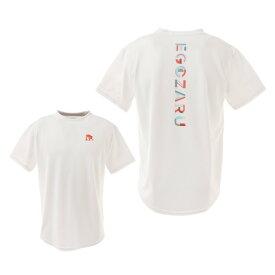 エゴザル(EGOZARU) バックプリントデコフォントTシャツ EZST-2105-025 (レディース)