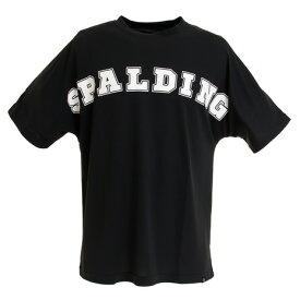 スポルディング(SPALDING) 【ゼビオ限定】 Tシャツ ブロック SMT193050 (Men's)