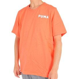 【20%OFFクーポンあり 9/26迄】プーマ(PUMA) フランチャイズ 半袖Tシャツ 53051102 バスケットボールウェア (メンズ、レディース)