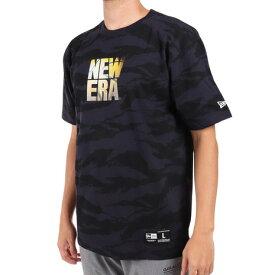 【9/20はエントリーで会員ランク別P10倍】ニューエラ(NEW ERA) Tシャツ メンズ 半袖 BB OFF COURT 12375752 バスケットボール ウェア (メンズ、レディース)