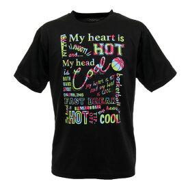 エックスティーエス(XTS) Tシャツ メンズ 半袖 751G0CD8229 BLK バスケットボール ウェア ドライ 吸汗速乾 (メンズ)