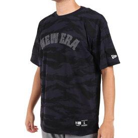 【9/20はエントリーで会員ランク別P10倍】ニューエラ(NEW ERA) Tシャツ メンズ 半袖 BB OFF COURT 12375754 バスケットボール ウェア (メンズ、レディース)