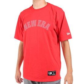 【9/20はエントリーで会員ランク別P10倍】ニューエラ(NEW ERA) Tシャツ メンズ 半袖 BB OFF COURT 12375755 バスケットボール ウェア (メンズ、レディース)