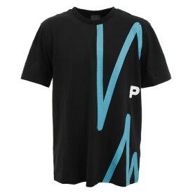 【20%OFFクーポンあり 9/26迄】プーマ(PUMA) フランチャイズ グラフィック 半袖 Tシャツ 53048001 バスケットボールウェア (メンズ)