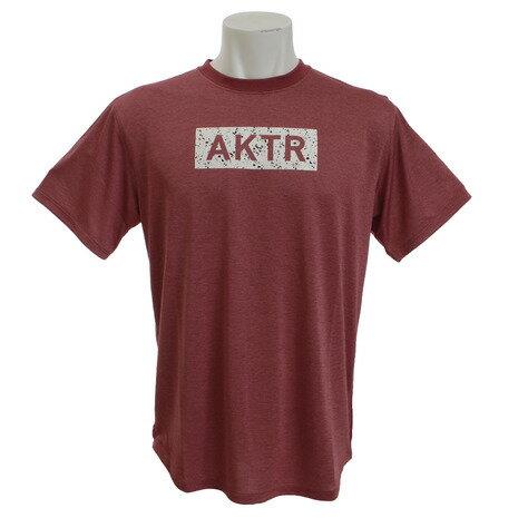 アクター(AKTR) SPLASH18 BX LG SP Tシャツ 118-021005 MA (Men's)