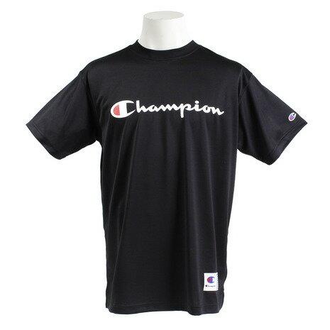 チャンピオン(CHAMPION) ドライセイバーTシャツ C3-MB353 090 (Men's)