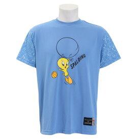スポルディング(SPALDING) Tシャツ TWEETY WONDERFUL SX SMT181370SX (Men's)