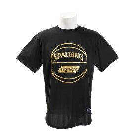 スポルディング(SPALDING) Tシャツ ゴールドハイライト SMT190180 (Men's)