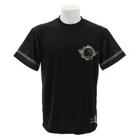 スポルディング(SPALDING) Tシャツ メンズ 半袖 BOTANICAL SMT180090 【 バスケットボール ウェア 】 (メンズ)