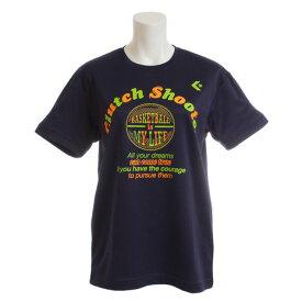 【12月1日24h限定エントリーでP10倍〜】コンバース(CONVERSE) Tシャツ レディース 半袖 プリント CB391302-2900 【 バスケットボール ウェア 】 (Lady's)