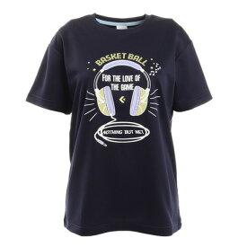 コンバース(CONVERSE) プラクティスTシャツ CB311352-2900 バスケットボールウェア (レディース)