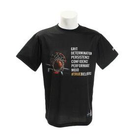【12月5日24h限定エントリーでP10倍〜】スポルディング(SPALDING) Tシャツ メンズ 半袖 デターミネーション SMT190150 【 バスケットボール ウェア 】 (メンズ)