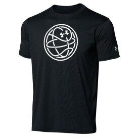 アンダーアーマー(UNDER ARMOUR) テック バスケットボール アイコン Tシャツ 1364717 001 (メンズ)
