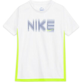 ナイキ(NIKE) ジュニア トロフィー グラフィック 半袖Tシャツ DA0299-102 バスケットボールウェア (キッズ)