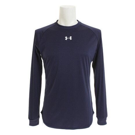 アンダーアーマー(UNDER ARMOUR) スピードテック ロングスリーブシャツ #1319671 MDN BK (Men's)