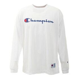 チャンピオン(CHAMPION) DRYSAVER 長袖Tシャツ C3-NB450 010 (Men's)