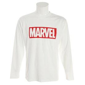 マーベル 【ゼビオグループ限定】 MARVEL 長袖プラシャツ ロゴ1 DS0183001 (Men's)