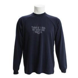 エックスティーエス(XTS) DPW バスケ長袖Tシャツ 751G7ES6302 NVY (Men's)