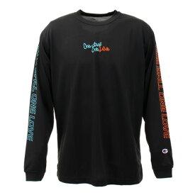 チャンピオン(CHAMPION) プラクティス長袖Tシャツ C3-QB413 090 (Men's)