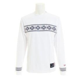 スポルディング(SPALDING) ロングスリーブTシャツ NORDIC SMT181200