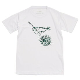 エックスティーエス(XTS) Tシャツ ジュニア 半袖 DON'T SET LIMITATION 751G0CD8238 WHT 【 バスケットボール ウェア 】 (キッズ)