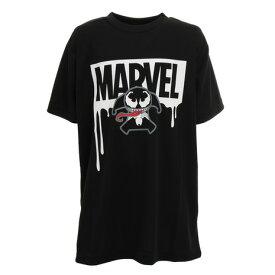 【9/20はエントリーで会員ランク別P10倍】マーベル(MARVEL) ジュニア 半袖Tシャツ ヴェノム DS0192026 バスケットボールウェア (キッズ)