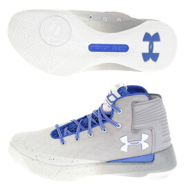 アンダーアーマー(UNDER ARMOUR) SC 3ZER0 1298308 WHT/TRY/WHT2018 (Men's)