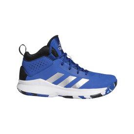アディダス(adidas) ジュニア バスケットシューズ クロス イーエム アップ Cross Em Up 5 Wide FZ1472 バッシュ (キッズ)