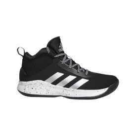 アディダス(adidas) ジュニア バスケットシューズ クロス イーエム アップ Cross Em Up 5 Wide FZ1473 バッシュ (キッズ)