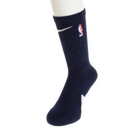 【買いまわりでポイント10倍】ナイキ(NIKE) エリート NBA クルー ソックス SX7587-419HO18 (Men's、Jr)