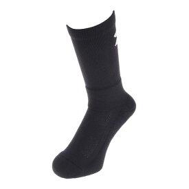 【9/20はエントリーで会員ランク別P10倍】アンダーアーマー(UNDER ARMOUR) バスケットボール ソックス クルーソックス 1295598 メンズ ブラック×ホワイト 靴下 (メンズ)