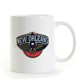 エヌビーエー(NBA) NBA マグカップ ニューオーリンズ・ペリカンズ NBA31968 (Men's、Lady's、Jr)