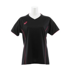 アシックス(ASICS) レディース プラクティスショートスリーブTシャツ XW6748.9031 (Lady's)