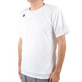 デサント(DESCENTE) Tシャツ メンズ 半袖Tシャツ DX-B0208XB WHBK 【バレーボールウェア スポーツウェア】 (メンズ)