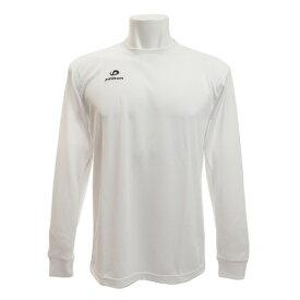 ファイテン(PHITEN) Tシャツ 長袖 RAKUシャツ クルーネック 吸汗速乾 ロゴ 3117JG26600 【バレーボールウェア スポーツウェア】 (メンズ)