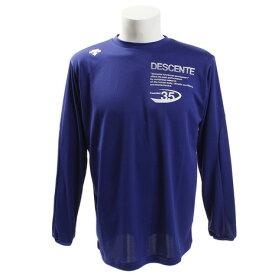 デサント(DESCENTE) 長袖Tシャツ DOR-B8641X RYWH 【バレーボールウェア スポーツウェア】 (メンズ)