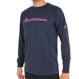 ファイテン(PHITEN) RAKUシャツ スムースドライ NVPK 3120JG35500 (メンズ)