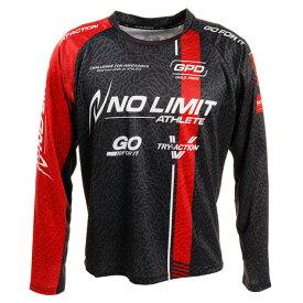 ニシスポーツ(NISHI) グラフィックライト 長袖Tシャツ N62-106.07 (Men's)