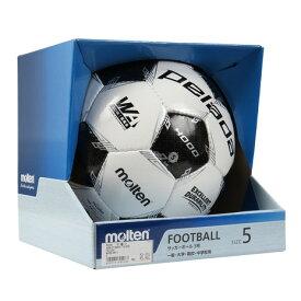 モルテン(molten) サッカーボール 5号球 (一般 大学 高校 中学校用) 検定球 ペレーダ4000 F5L4000 自主練 (メンズ)