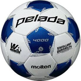 モルテン(molten) サッカーボール 5号球 (一般 大学 高校 中学校用) ペレーダ4000 F5L4000-WB 自主練 (メンズ)