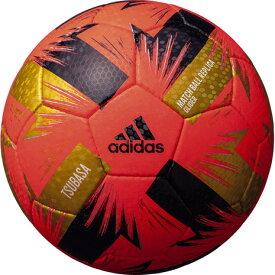 アディダス(adidas) サッカーボール 5号球 (一般 大学 高校 中学校用) 検定球 ツバサ グライダー AF514R (メンズ)