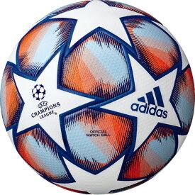 アディダス(adidas) UEFA チャンピオンズリーグ 2020-2021グループリーグ大会 公式試合球 AF5400BRW 5号球 自主練 (メンズ)