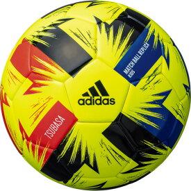 アディダス(adidas) サッカーボール 4号球 (小学校用) 検定球 ジュニア ツバサ キッズ イエロー AF411Y (キッズ)