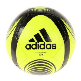 アディダス(adidas) サッカーボール スターランサー クラブ 4号球 AF4888Y 自主練 (キッズ)