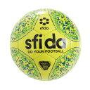 スフィーダ(SFIDA) フットサルボール INFINITO ライム BSF-IN14 LIM (Jr)