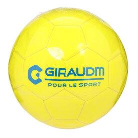 ジローム(GIRAUDM) フットサルボール4号球 MACHINE 781GM0IM9415 YEL (メンズ)