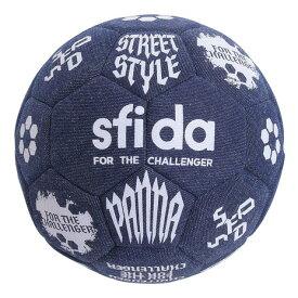 スフィーダ(SFIDA) Street サッカーボール4.5号 SB-21SS01 BLU 4.5 (メンズ)