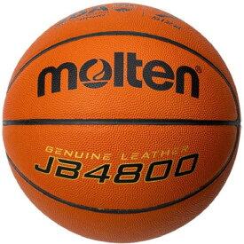 モルテン(molten) バスケットボール 7号球 (一般 大学 高校 中学校) 男子 検定球 JB4800 B7C4800 自主練 (メンズ)