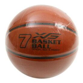 エックスティーエス(XTS) バスケットボール 7号球 (一般 大学 高校 中学校) 男子用 781G5ZK6619BRN (メンズ)