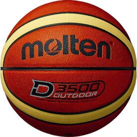 モルテン(molten) バスケットボール 7号球 (一般 大学 高校 中学校) 男子用 アウトドア B7D3500 (Men's)